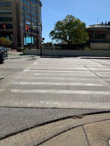 Image of crosswalk