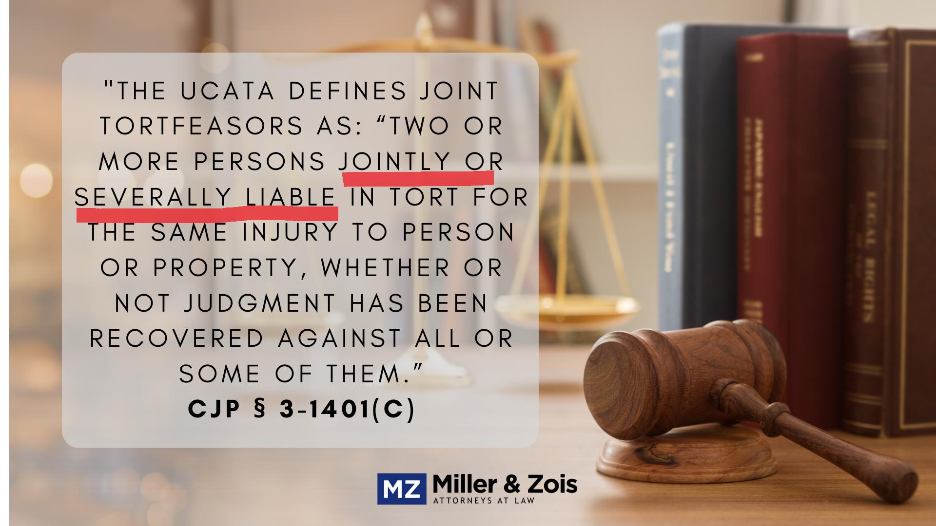 joint tortfeasor release statute