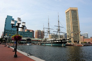 Let's be honest: plaintiffs' lawyers would usually rather be in Baltimore City