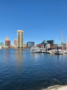 Picture of Baltimore inner harbor
