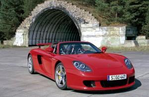Porsche Carrera GT 2