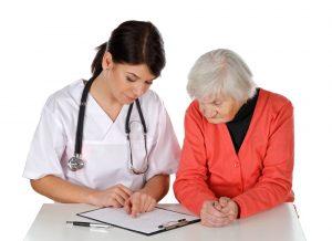 Nursing Home Consent Form