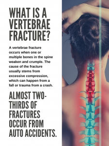 image describing what a vertebrae fracture is