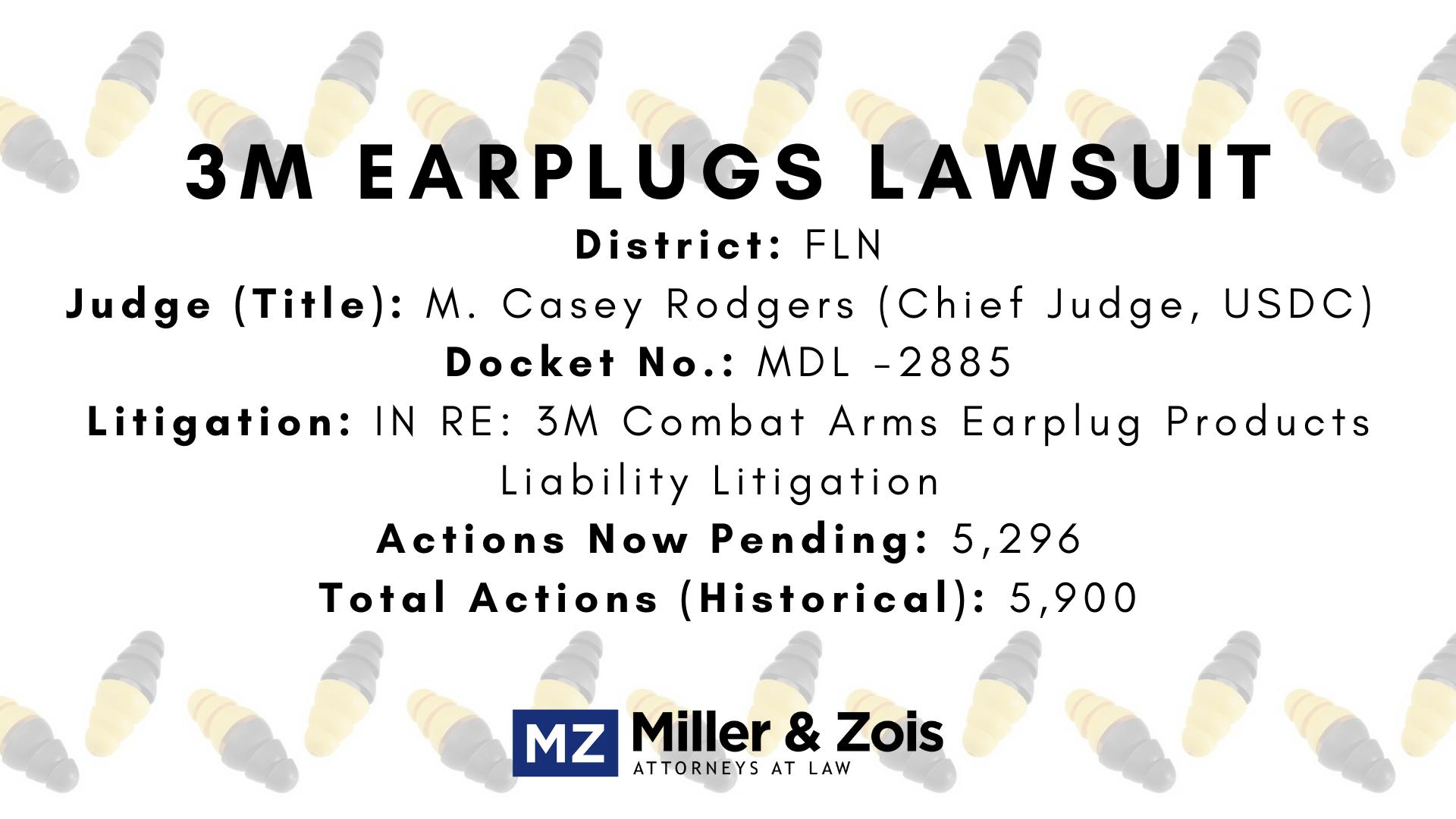 3M Combat Arms Earplugs