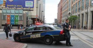 baltimore police liability